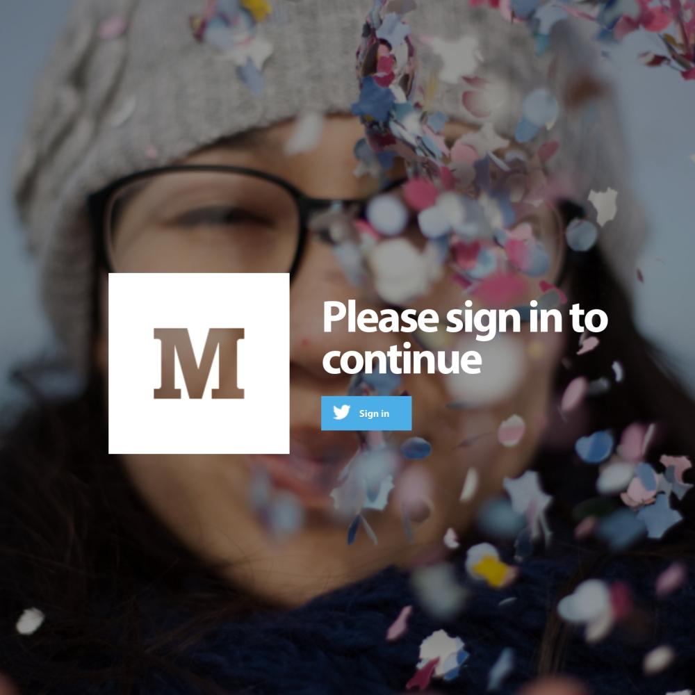 Medium Will Use Crowdsourcing by Dmitry Kornyukhov - 1000x1000