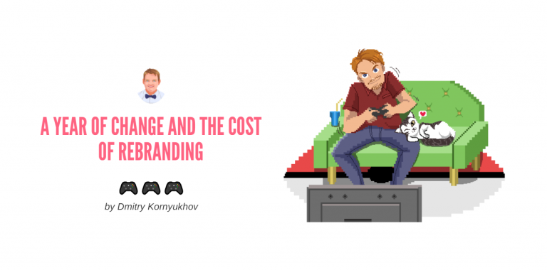 A Year of Change and the Cost of Rebranding - Video Games Translator